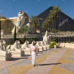 Stock Photo Luxor Hotel & Casino Las Vegas NV